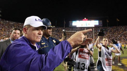 Could Les Miles be next?