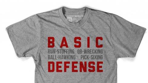 Basic Defense t-shirt
