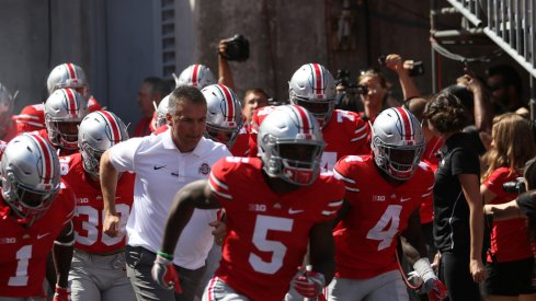 Ohio State facing challenge with nine straight weekends of Big Ten games.