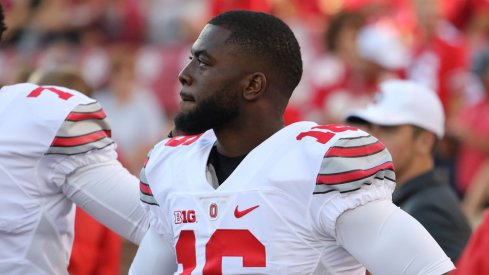 Looking at the back-and-forth of Ohio State using J.T. Barrett too much in the running game.