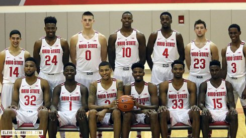 The 2016–17 Ohio State Men's Basketball Team