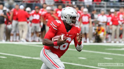 Three key stats in Ohio State runaway victory over Rutgers.
