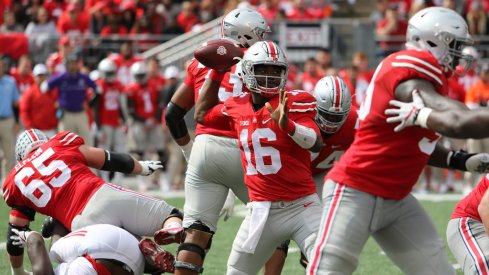 How J.T. Barrett almost didn't get a chance to do what he's doing at Ohio State.