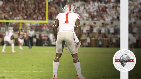 Johnnie Dixon waits to return the October 4th 2016 Skull Session