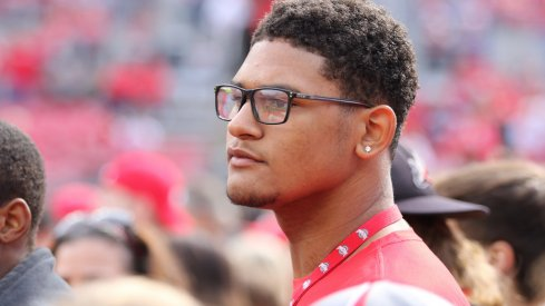 Leonard Taylor backed off his Michigan pledge in August.