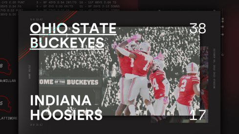 Ohio State Indiana Infographic Header