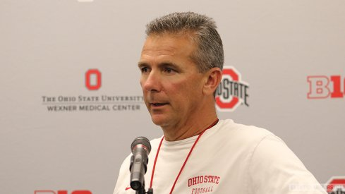 Urban Meyer Wednesday.