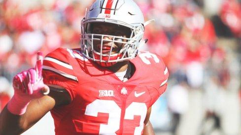 Ohio State LB Dante Booker.