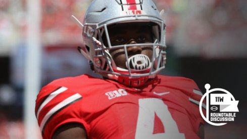 Buckeye fans will be looking for a larger dose of Curtis Samuel this Saturday as Ohio State takes on Wisconsin.
