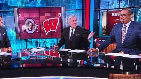 Mark May picks Wisconsin to beat Mark May.
