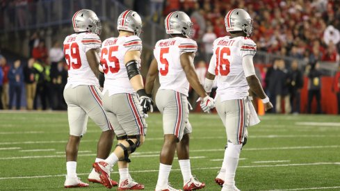 Ohio State captains
