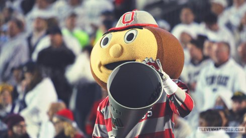 Ohio State opens as 20-point favorites for their game against Penn State Saturday.