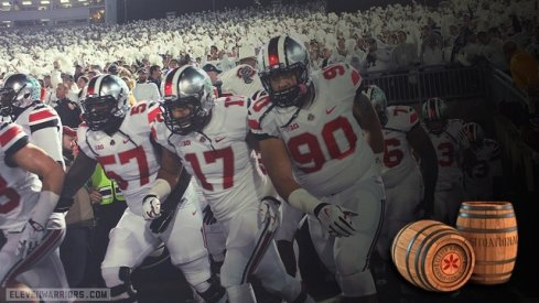 ohio state at penn state 2014 situational