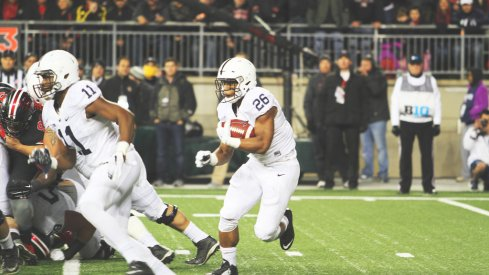 Saquon Barkley poses a huge threat to Ohio State's rush defense, especially after what he did in 2015 against the Buckeyes.