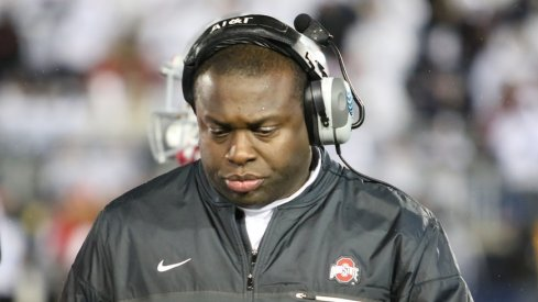 Ohio State coach Tony Alford