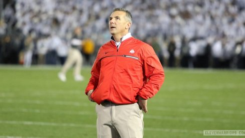 Urban Meyer's squad was outscored 17-0 in the 4th quarter of a 24-21 defeat at Penn State.
