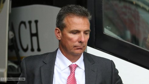 Ohio State head coach Urban Meyer