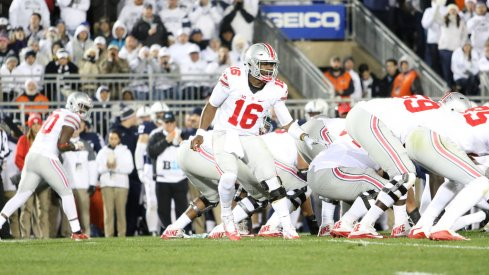 Ohio state faces a crossroads in its season after its shocking loss at Penn State.