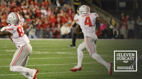 Curtis Samuel couldn't make the difference against Penn State