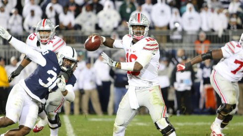 Examining Ohio State's slow starts offensively through the first seven games of 2016.