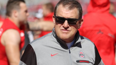 A lack of execution brings frustration those outside the Ohio State football program but Ed Warinner says that is part of the job.