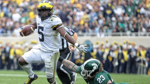 Jabrill Peppers did his thing against Sparty.