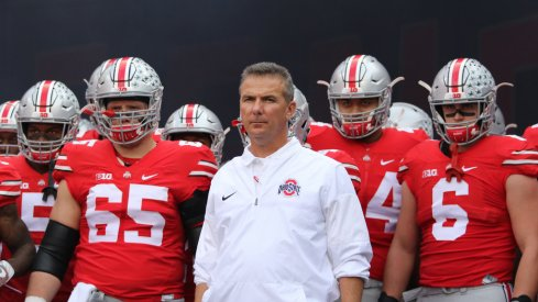Ohio State sits fifth in the inaugural 2016 College Football Playoff rankings.
