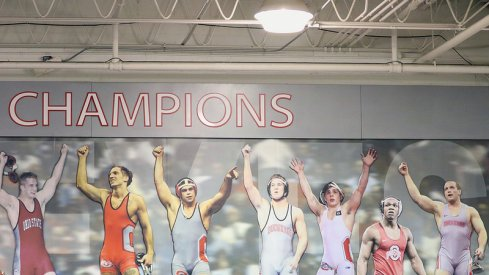 Ohio State's Wall of Champions