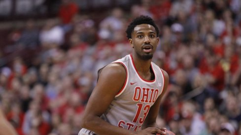 Ohio State point guard JaQuan Lyle.