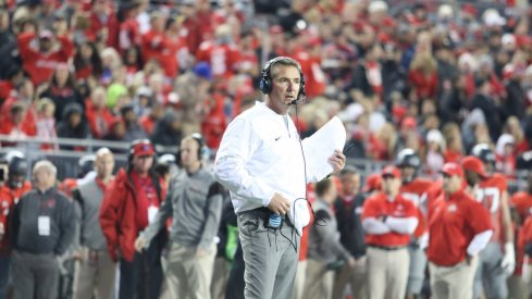 Urban Meyer is pleased with the student body.
