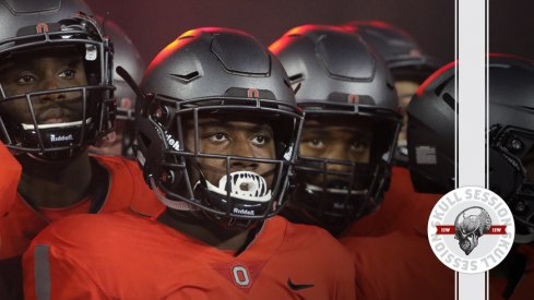 Curtis Samuel looks to sink his teeth into the November 8th 2016 Skull Session