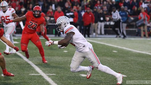 Three key stats in Ohio State's annihilation of Maryland.