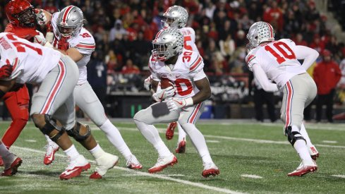 Ohio State's future flashed at Maryland and it couldn't look brighter.