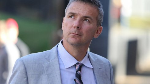 Urban Meyer didn't rule out using former players on scout team.