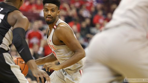 Ohio State beat Providence at Value City Arena on Thursday.
