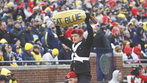 Ohio State said there is a mutual respect for Michigan, but it ends there.