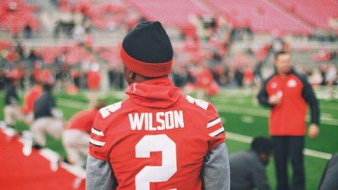 Dontre Wilson vs. Michigan in 2014.