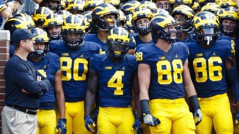 Ohio State-Michigan preview.