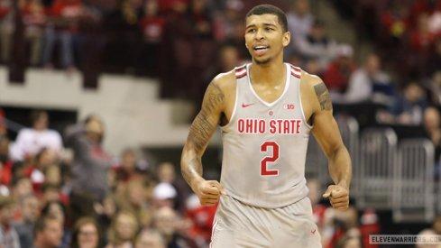 Ohio State forward Marc Loving.