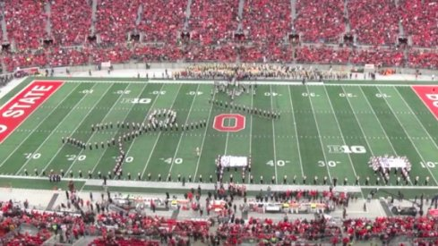 TBDBITL Olympic show vs. Michigan.