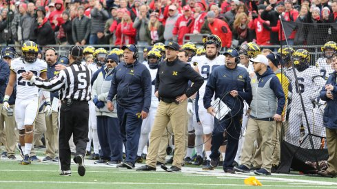 Three key stats to Ohio State's 30-27 win over Michigan.