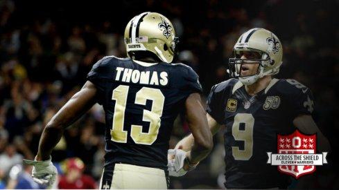 Michael Thomas is good at football.