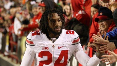 Malik Hooker tells the Columbus Dispatch he plans to return to Ohio State next year.