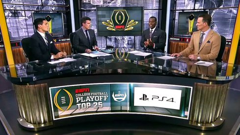Five gut reactions to the final set of College Football Playoff rankings that don't matter.