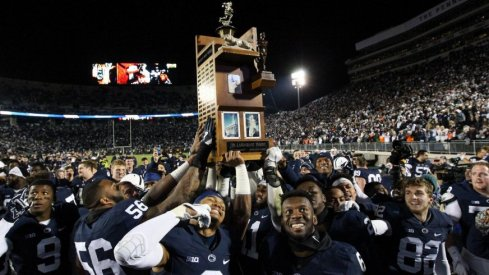It was a big evening in Happy Valley.