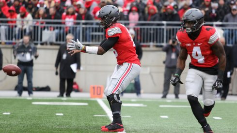 Ohio State's J.T. Barrett and Curtis Samuel are finalists for the 2016 Chicago Tribune Silver Football.