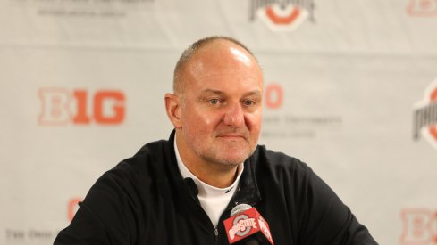 Ohio State basketball coach Thad Matta.