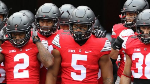 Ohio State remained a solid No. 2 in the latest AP Poll.