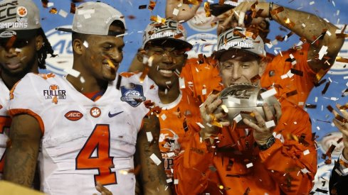 A quick rundown on Ohio State's Fiesta Bowl opponent, the Clemson Tigers.
