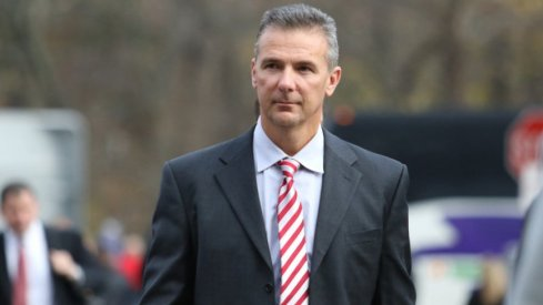 Urban Meyer's squad remained in the two-hole of the latest Coaches Poll.